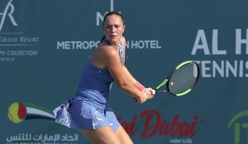 Акапулько. Катерина Бондаренко не смогла выйти в 1/4 финала турнира