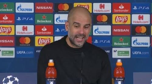 Пеп ГВАРДИОЛА: «После четырех промахов мы сумели забить пенальти!»