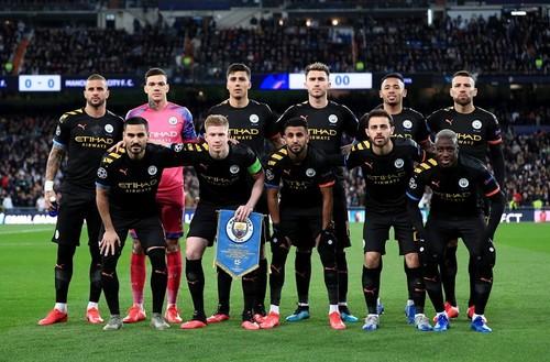Ман Сити против Реала отличился худшим индексом прессинга за 4 сезона в ЛЧ