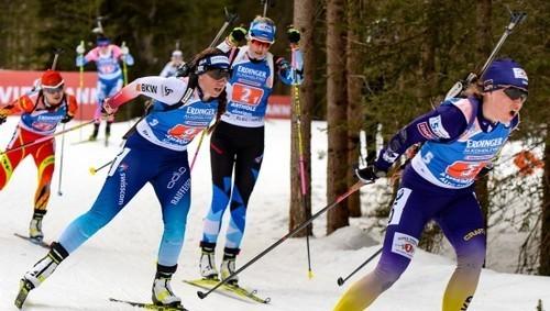 ЧЕ-2020 по биатлону. Украина завоевала бронзу в сингл-миксте