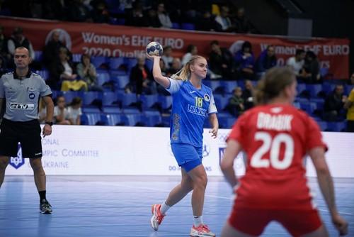 Стал известен состав женской сборной Украины на матчи отбора Евро-2020