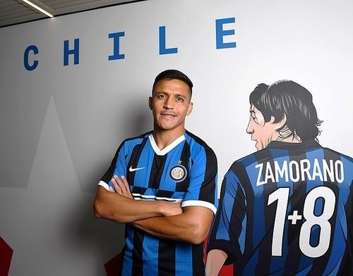 Санчес надеется, что Интер выкупит его контракт у Манчестер Юнайтед