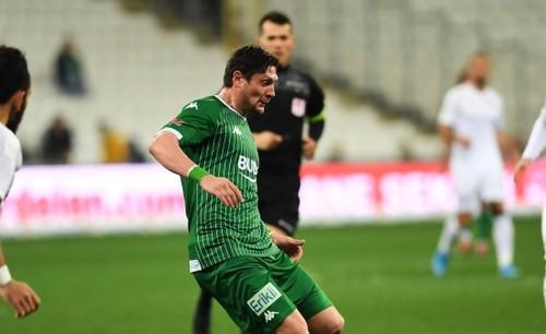 ВИДЕО. Селезнев забил гол в составе Бурсаспора и начал камбэк