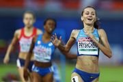 Українська бігунка Прищепа попалася на допінгу