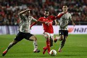 Португальские клубы установили исторический антирекорд в еврокубках