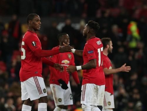 Манчестер Юнайтед — Брюгге — 5:0. Видео голов и обзор матча