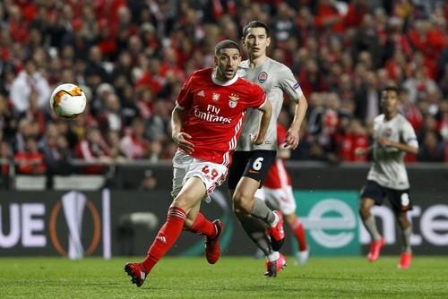 Всі чотири португальських клуби вилетіли з Ліги Європи