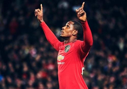 Одион ИГАЛО: «Я ждал, когда забью за Манчестер Юнайтед»
