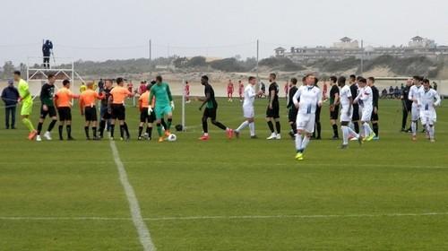 Валмиера — Черноморец — 0:0. Видеообзор матча