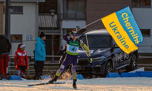 Финиш Пидручного с флагом Украины, самострел Пидгрушной и фиаско в уик-энд