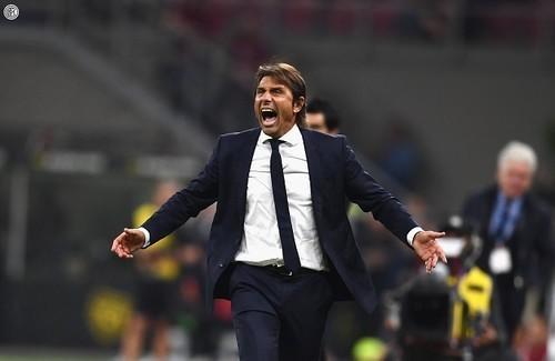 Антонио КОНТЕ: «Интер попытается добиться максимума в Лиге Европы»