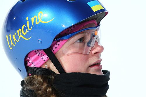 Украинка Мохнацкая победила на Кубке мира по фристайлу в Алматы