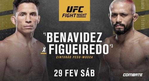 UFC Fight Night 169: прогнозы и анонсы главных поединков