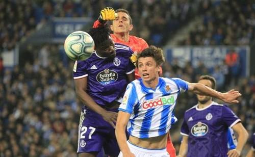 Реал Сосьедад переиграл Вальядолид и вошел в зону Лиги чемпионов