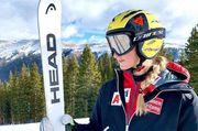 Горные лыжи. Ортлиб выиграла супергигант в Ла Туиле