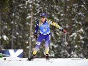 ЧЕ-2020 по биатлону. Меркушина и Валя Семеренко попали в топ-10 спринта