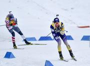 ЧЕ-2020 по биатлону. Семенов финишировал 18-м в гонке преследования
