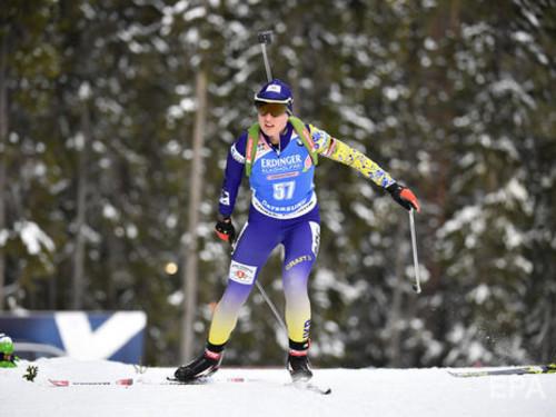 ЧЄ-2020 з біатлону. Меркушина і Валя Семеренко потрапили в топ-10 спринту