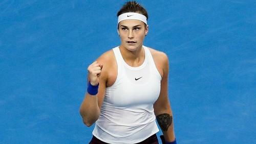 Соболенко выиграла турнир в Дохе