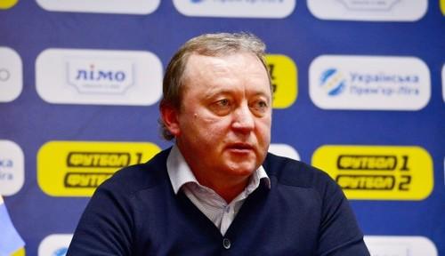 Владимир ШАРАН: «Защитник бросил зону, пошел в атаку. Он переведен в дубль»