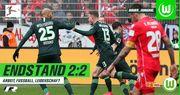 Уніон Берлін - Вольфсбург - 2:2. Відео голів та огляд матчу