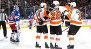 НХЛ. 6 поспіль перемога Філадельфії, успіх Вашингтона, поразка Вегаса