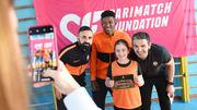 В Полтаве состоялась тренировка по футболу для детей с инвалидностью