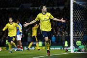 Арсенал переміг в гостях Портсмут і пробився в 1/4 фіналу Кубка Англії