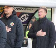 Юрій МАКСИМОВ: «Був впевнений, що обіграємо Динамо і Шахтар»