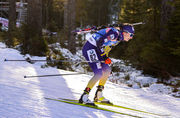Журавок и еще четыре украинки выступят на этапе Кубка IBU в Раубичах