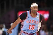 43-летний Винс Картер стал шестым в истории НБА по трехочковым