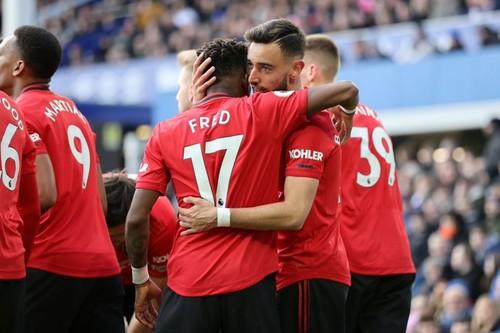Эвертон – Манчестер Юнайтед – 1:1. Видео голов и обзор матча