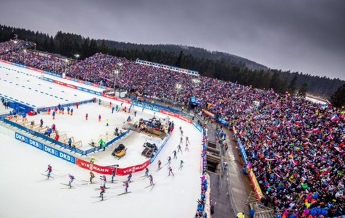 Етап Кубка світу з біатлону через коронавірус пройде без глядачів