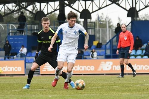 Динамо разгромило Колос в чемпионате Украины U-21