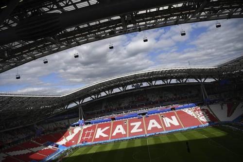 Матч за Суперкубок УЕФА-2023 пройдет на стадионе Рубина