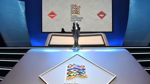 Жеребьевка групповой стадии Лиги наций 2020/21. Текстовая трансляция