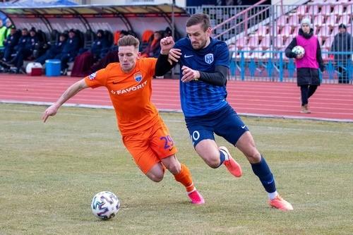 Андрей ТОТОВИЦКИЙ: «Мог вернуться в Кортрейк, но хотел остаться в Украине»