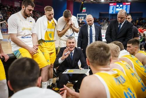 Украина занимает 29-е место в мире в обновленном рейтинге ФИБА