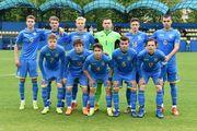 Сборная Украины по футболу U-18 обыграла сверстников из Турции