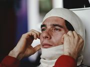 ВИДЕО. 25 лет со дня смерти Айртона Сенны