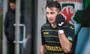 ВІДЕО ДНЯ. «Удар скорпіона» у Першій лізі