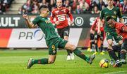 Лига 1. Монако в результативном матче не смог обыграть Ренн