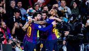 Барселона - Ліверпуль. Шедевральний гол Мессі зі штрафного