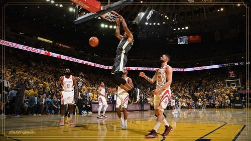 Данк Грина – момент дня в НБА