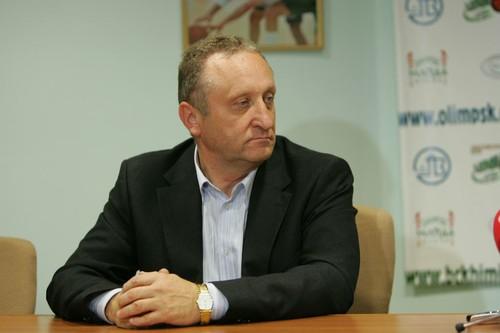 Президент Химика: «Клубом интересуются иностранные компании»