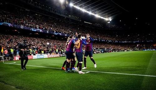Барселона сделала громкую заявку на финал ЛЧ, разгромив Ливерпуль