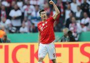 Бавария выиграла Кубок Германии, разгромив РБ Лейпциг