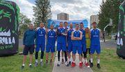 Сборная Украины 3х3 заняла третье место на турнире в Минске