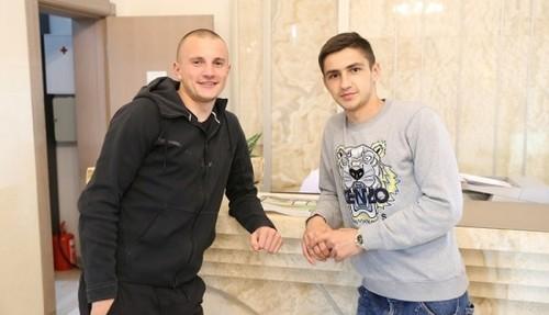 Сборная Украины начала сбор в Харькове перед матчами отбора Евро-2020