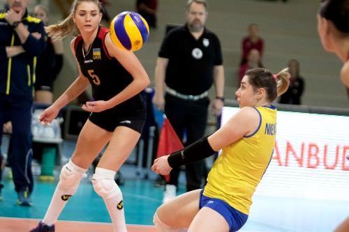 Перша перемога жіночої збірної України в Золотій Євролізі